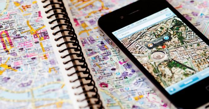 Anywhere, anytime: 12 додатків для подорожей