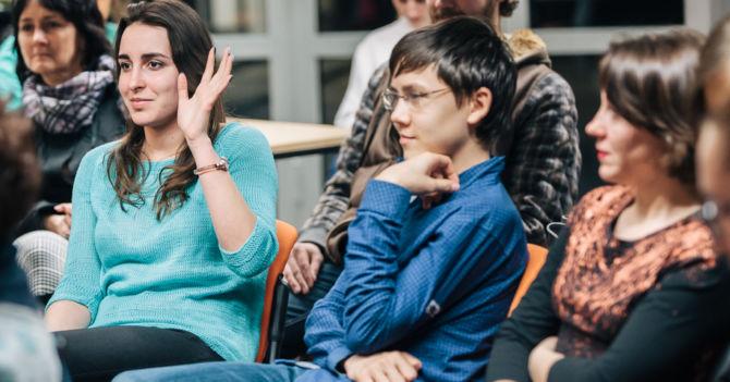 Діалог поколінь: Непросту розмову про виховання