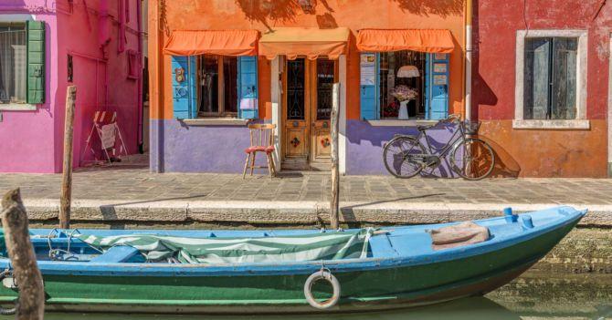 Пропливаючи на гондолі: 11 місць Венеції для подорожі з дітьми