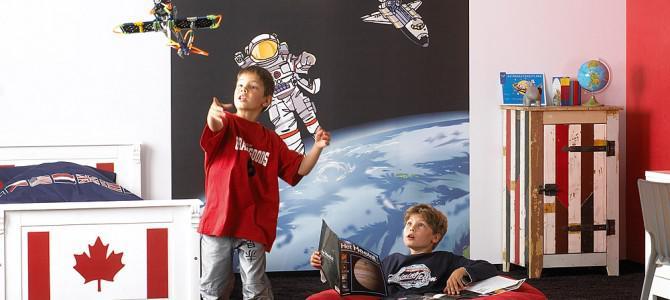 prosto kosmos ili 25 idey dlya oformleniya detskoy 1 - Просто космос, або 25 ідей для оформлення дитячої