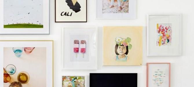 Розміщення предметів мистецтва в інтер'єрі