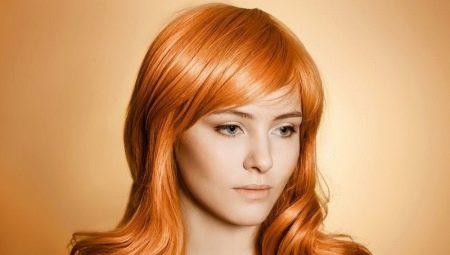 Бурштинові волосся (фото 48): темно-бурштиновий колір і відтінок світлий бурштин, пристрасний і золотий бурштин, сонячний медовий колір волосся для дівчат з карими очима