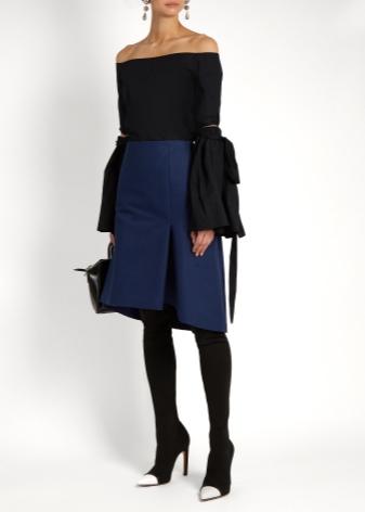 choboti givenchy 67 foto zh noch model z lancyuzhkom ta napuskom 29 - Чоботи Givenchy (67 фото): жіночі моделі з ланцюжком та напуском