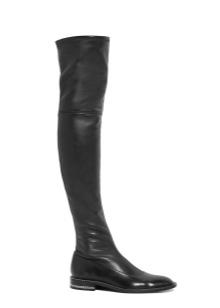 choboti givenchy 67 foto zh noch model z lancyuzhkom ta napuskom 31 - Чоботи Givenchy (67 фото): жіночі моделі з ланцюжком та напуском
