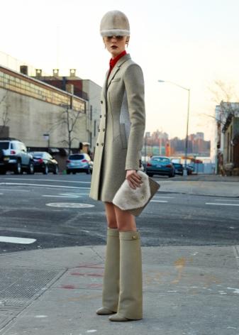 choboti givenchy 67 foto zh noch model z lancyuzhkom ta napuskom 52 - Чоботи Givenchy (67 фото): жіночі моделі з ланцюжком та напуском
