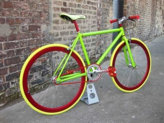 kol r velosipeda rozheviy b liy zhovtiy chorniy blakitniy pomarancheviy zeleniy nsh v dt nki yak vibrati kol r velosipeda 4 - Колір велосипеда: рожевий і білий, жовтий і чорний, блакитний і помаранчевий, зелений і інші відтінки. Як вибрати колір велосипеда?