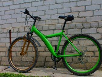 kol r velosipeda rozheviy b liy zhovtiy chorniy blakitniy pomarancheviy zeleniy nsh v dt nki yak vibrati kol r velosipeda 8 - Колір велосипеда: рожевий і білий, жовтий і чорний, блакитний і помаранчевий, зелений і інші відтінки. Як вибрати колір велосипеда?