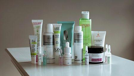 Косметика від прищів: вибираємо косметичні засоби для проблемної шкіри з акне, аптечна професійна декоративна косметика