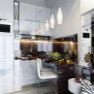 kuhnya stud ya 20 kv m 50 foto var anti dizaynu sum schenih k mnat ploscheyu 20 kvadrat v v kvartir 18 - Кухня-студія 20 кв. м (50 фото): варіанти дизайну суміщених кімнат площею 20 квадратів в квартирі
