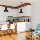 kuhnya stud ya 20 kv m 50 foto var anti dizaynu sum schenih k mnat ploscheyu 20 kvadrat v v kvartir 44 - Кухня-студія 20 кв. м (50 фото): варіанти дизайну суміщених кімнат площею 20 квадратів в квартирі