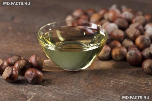 Масло фундука – корисні властивості і способи застосування