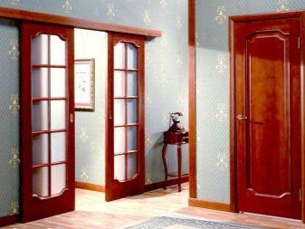 podv yn dver v zal 38 foto vibira mo m zhk mnatn dvodvern v trini u v tal nyu k mnatu nsh dvostulkov var anti h standartn rozm ri 20 - Подвійні двері в зал (38 фото): вибираємо міжкімнатні дводверні вітрини у вітальню кімнату і інші двостулкові варіанти. Їх стандартні розміри