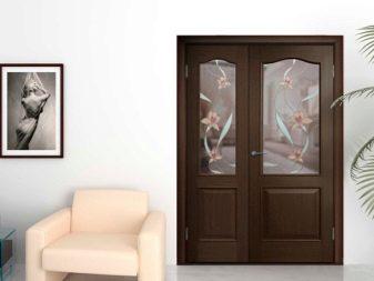 podv yn dver v zal 38 foto vibira mo m zhk mnatn dvodvern v trini u v tal nyu k mnatu nsh dvostulkov var anti h standartn rozm ri 24 - Подвійні двері в зал (38 фото): вибираємо міжкімнатні дводверні вітрини у вітальню кімнату і інші двостулкові варіанти. Їх стандартні розміри