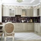 temniy fartuh dlya kuhn 50 foto chorn kuhonn fartuhi ta kol oru venge v nter r b lih sv tlih kuhon 3 - Темний фартух для кухні (50 фото): чорні кухонні фартухи та кольору венге в інтер'єрі білих і світлих кухонь