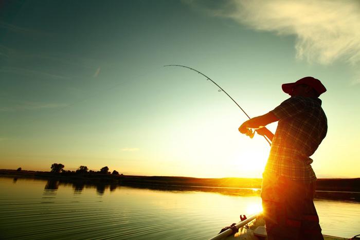 удобное кресло для рыбалки
